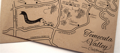 Illustrated Temecula Valley Map